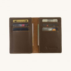 Bi-Fold Leather Card Holder (CH-023)