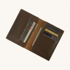 Bi-Fold Leather Card Holder (CH-024)