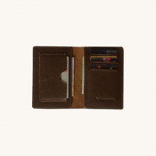 Bi-Fold Leather Card Holder (CH-022)