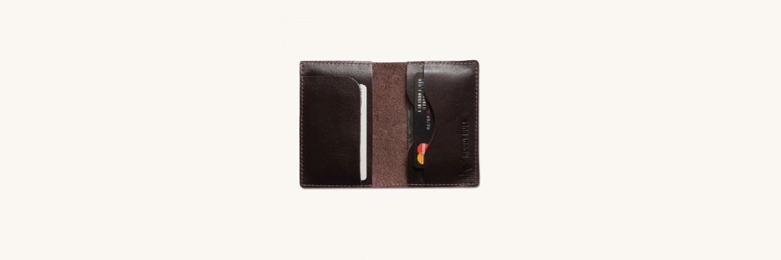 Leather Card Holder CH-030