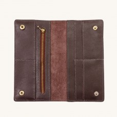 Leather Wallet  For Smart Phone & Money Carrying