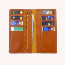 Leather Wallet  For Smart Phone & Money Carrying (WW-010)