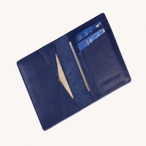 Stylish Leather ATM Credit Card Holder Cum Pocket Slim Money Wallet